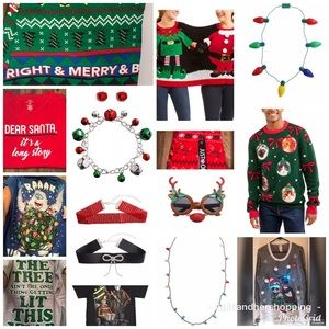 Accessories - Christmas Mystery Box ~ Buy Now & Save HUGE Read